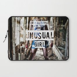 Unusual Amelia Laptop Sleeve
