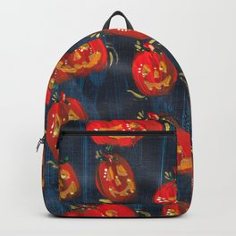 Floating Jacks (Navy) Backpack