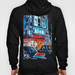 Neon Reflections Hoody