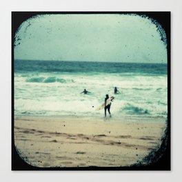 SURF #4 Canvas Print