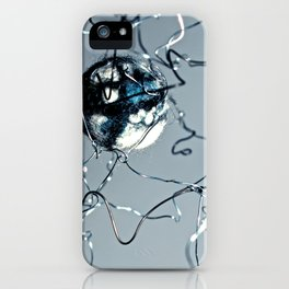 Trusting in mysterious things iPhone Case