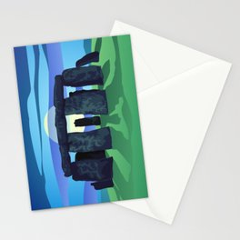 Circle of Standing Stones Stationery Cards