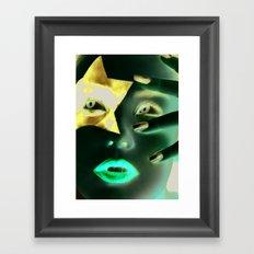 Kiss Paul Framed Art Print