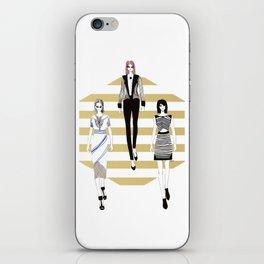 Fashionary 11 iPhone Skin