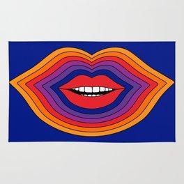 Pop Lips Rug