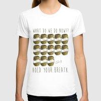 nori T-shirts featuring 13 barrels - Hobbit by KanaHyde