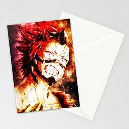 My Hero Academia Eijiro Kirishima   Red Riot Stationery Cards