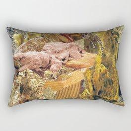 ...Gold... Rectangular Pillow