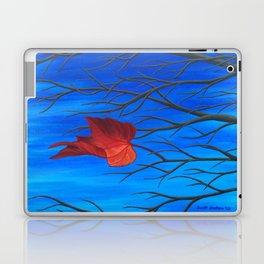 The Last Leaf on the Tree Laptop & iPad Skin