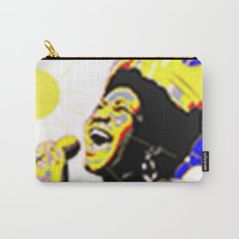 Queen of Soul Carry-All Pouch