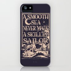 A Smooth Sea Slim Case iPhone (5, 5s)