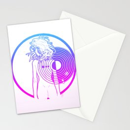 Cosmopolis Stationery Cards