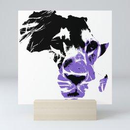 Lion Heart Africa Mini Art Print
