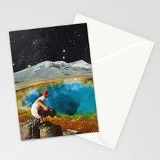 CLEAR HISTORY Stationery Cards