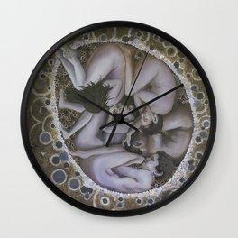 The Rebirth of Humanity Wall Clock