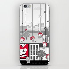 SF Mobile World iPhone & iPod Skin