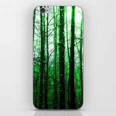 Emerald Forest iPhone & iPod Skin