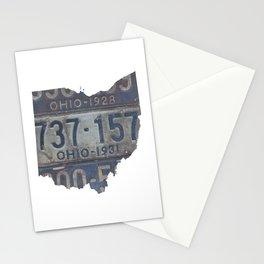 Vintage Ohio Stationery Cards