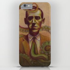 H.P. Lovecraft iPhone 6 Plus Slim Case