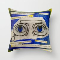 the great gatsby Throw Pillows featuring Gatsby by Jstone14