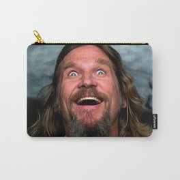 Jeff Bridges As The Dude Carry-All Pouch
