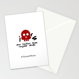 iSkulls Stationery Cards