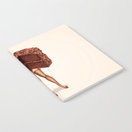 Cake Girl - Devil's Food Notebook