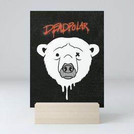 Deadpolar Mini Art Print