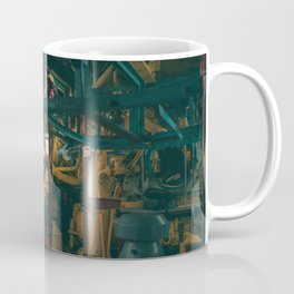Submarine / Hamburg / Bladerunner Vibes Coffee Mug
