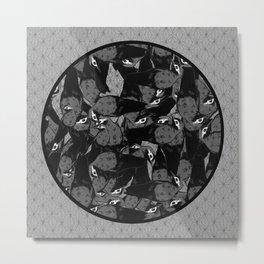 Colaptes Rivolii 1 Metal Print