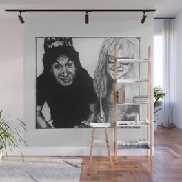 WAYNE'S WORLD Wall Mural