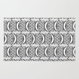 Brooklyn Williamsburgh Savings Bank Archidoodle by the Downtown Doodler Rug