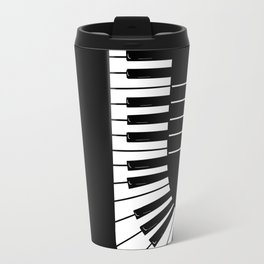 Piano Keys I Travel Mug