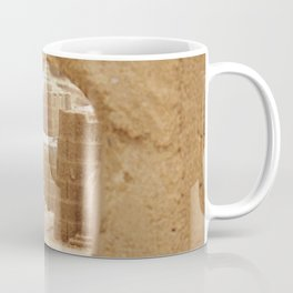 Sand Castle Inside Coffee Mug