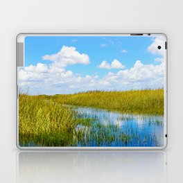 Florida Welands Laptop & iPad Skin