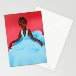 Cinderella of the Oscars Stationery Cards
