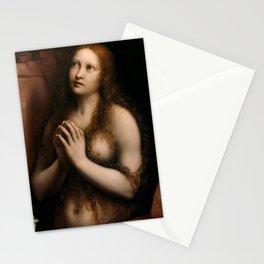 Giampietrino - Repentant Mary Magdalene Stationery Cards