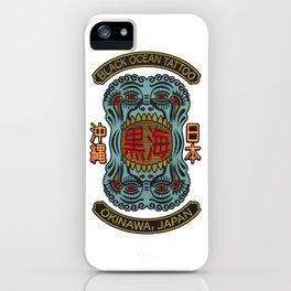 Vintage Okinawa iPhone Case