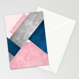 Modern Mountain No2-P3 Stationery Cards