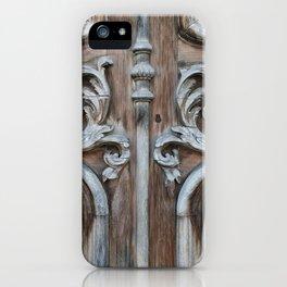 Decadencia iPhone Case