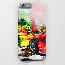 Lucas di Grassi, Formula E iPhone Case