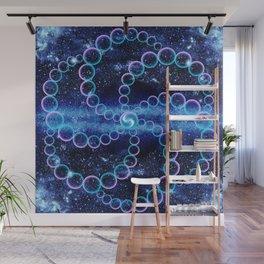 Cosmic Harmonics Mandala Wall Mural