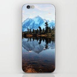 Mt Shuksan iPhone Skin