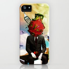 Racists iPhone Case