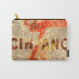 Cinzano - Vintage Vermouth Carry-All Pouch
