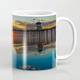 The Sky on the Sand Coffee Mug