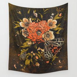 Bloom Lepis Wall Tapestry