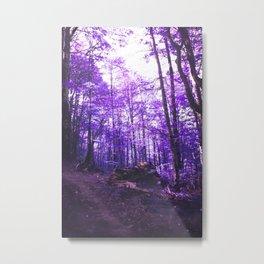 Violet Endless Album - Lonely Tinder Metal Print