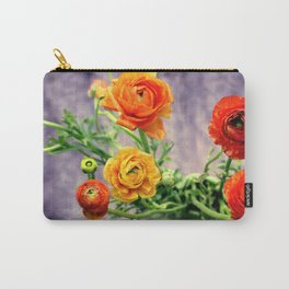 Ranunculi, Ranuncula, Ranunculi, Ranuncu la ha ha ha Carry-All Pouch
