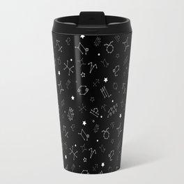 Zodiac Constellation Travel Mug